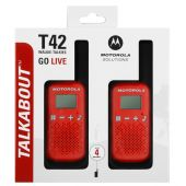 Motorola TLKR twin pack